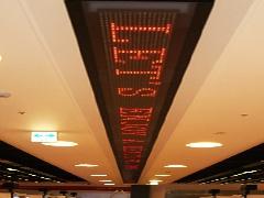 ARROW namBa HIPS店様 LED電光掲示板