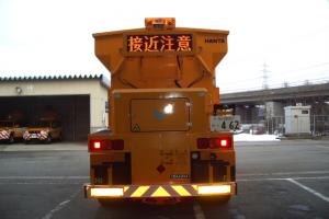 金沢河川国道事務所 LED電光掲示板