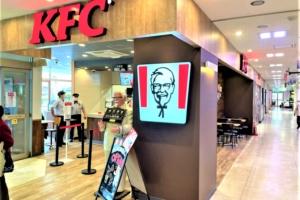 KFC(ケンタッキー・フライド・チキン)様 看板・サイン