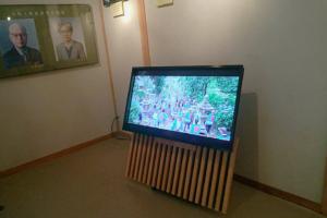 神宮寺様 デジタルサイネージ